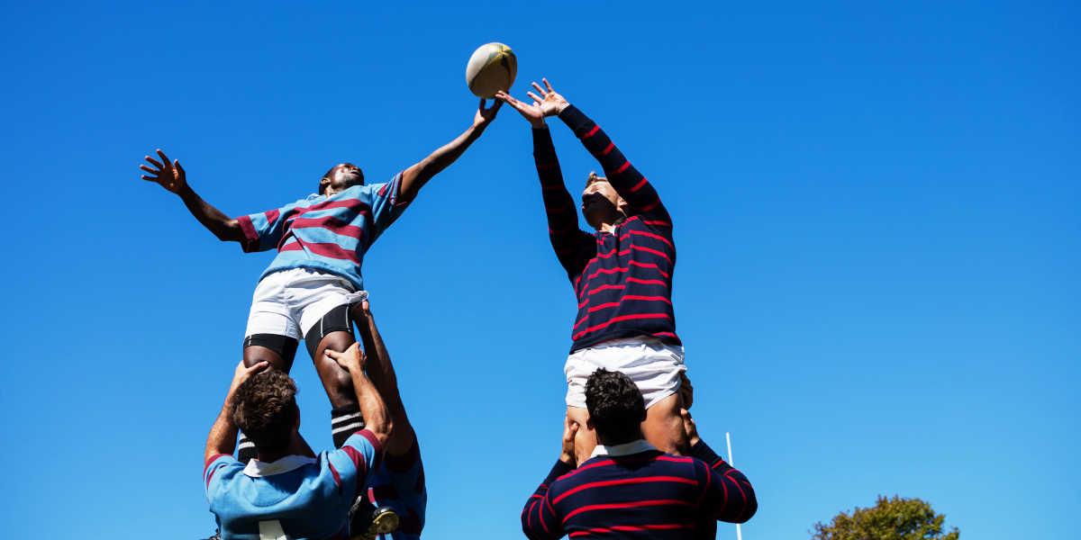 ¿Cómo prevenir las lesiones en rugby?