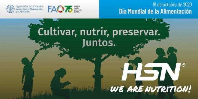 HSN, comprometidos con el Día Mundial de la Alimentación