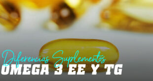 Diferencia Omega 3 EE y TG