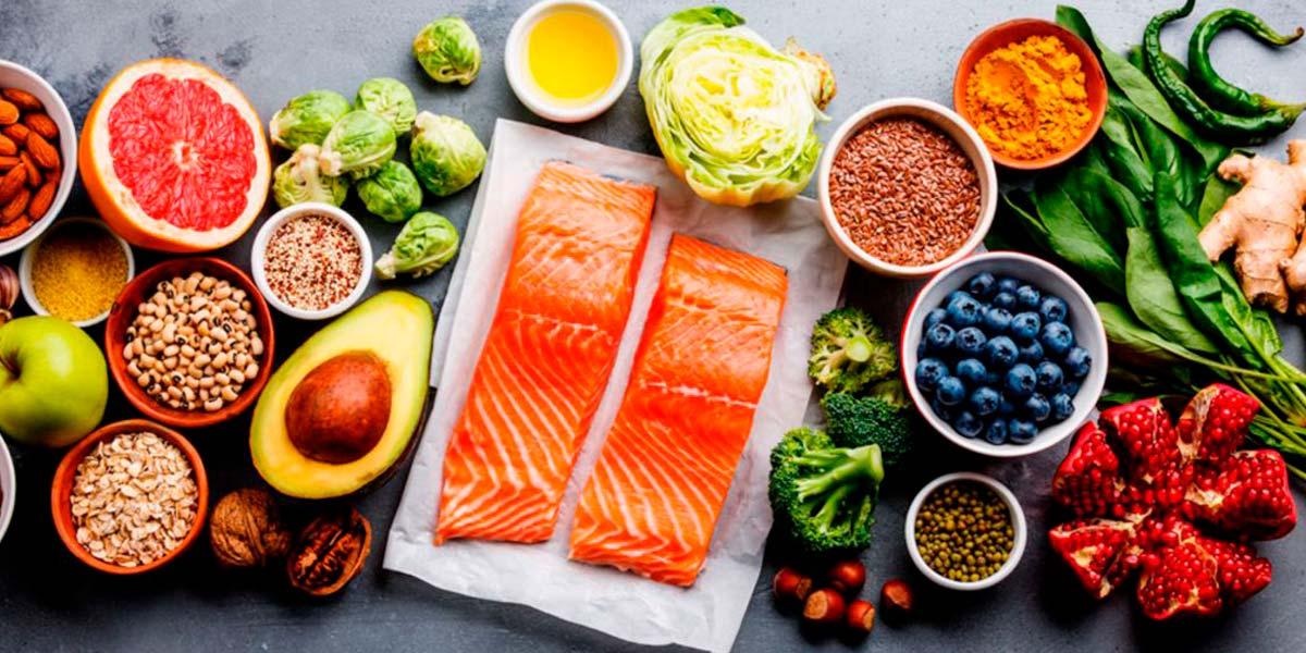 Alimentos para evitar el maskné