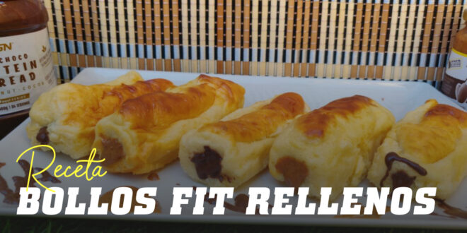 Bollitos Fit Rellenos