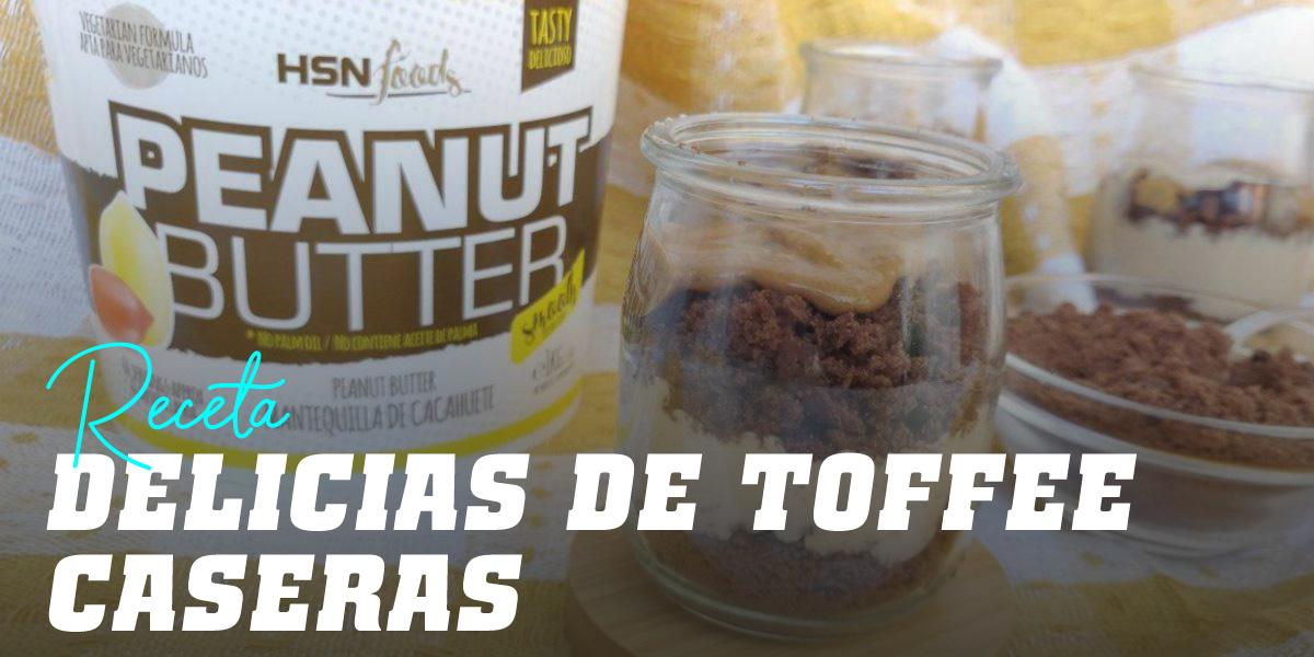 Delicias de Toffee Caseras