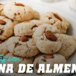 Galletas con Harina de Almendras