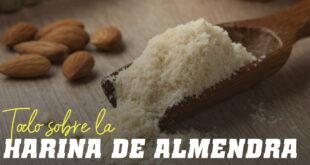 Harina de Almendra