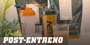 Recetas Post Entreno