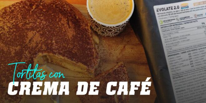 Tortitas de Avena con Crema de Café