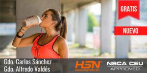 Webinar HSN - NSCA Spain