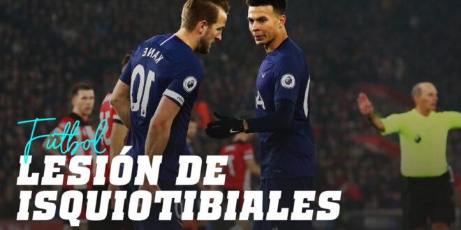 Lesión de Isquiotibiales en Fútbol: Prevención y Tratamiento