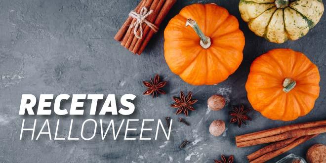 Recetas HSN para Halloween