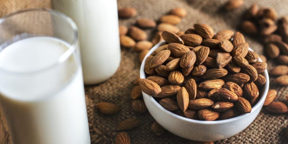 Alternativas al calcio de los lácteos