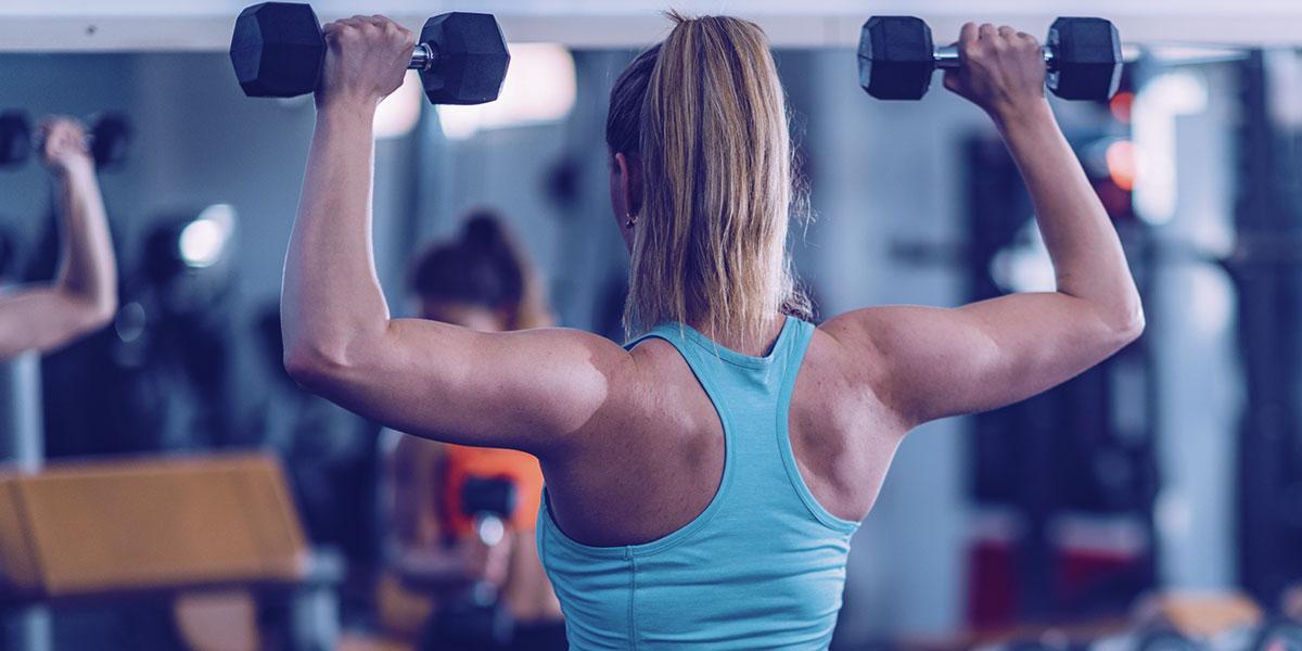 Recuperación de los músculos