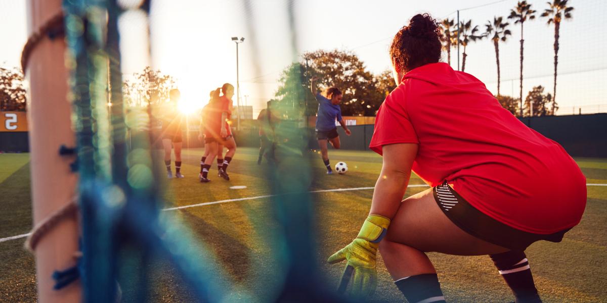 ¿Qué condiciones necesitas para el fútbol?