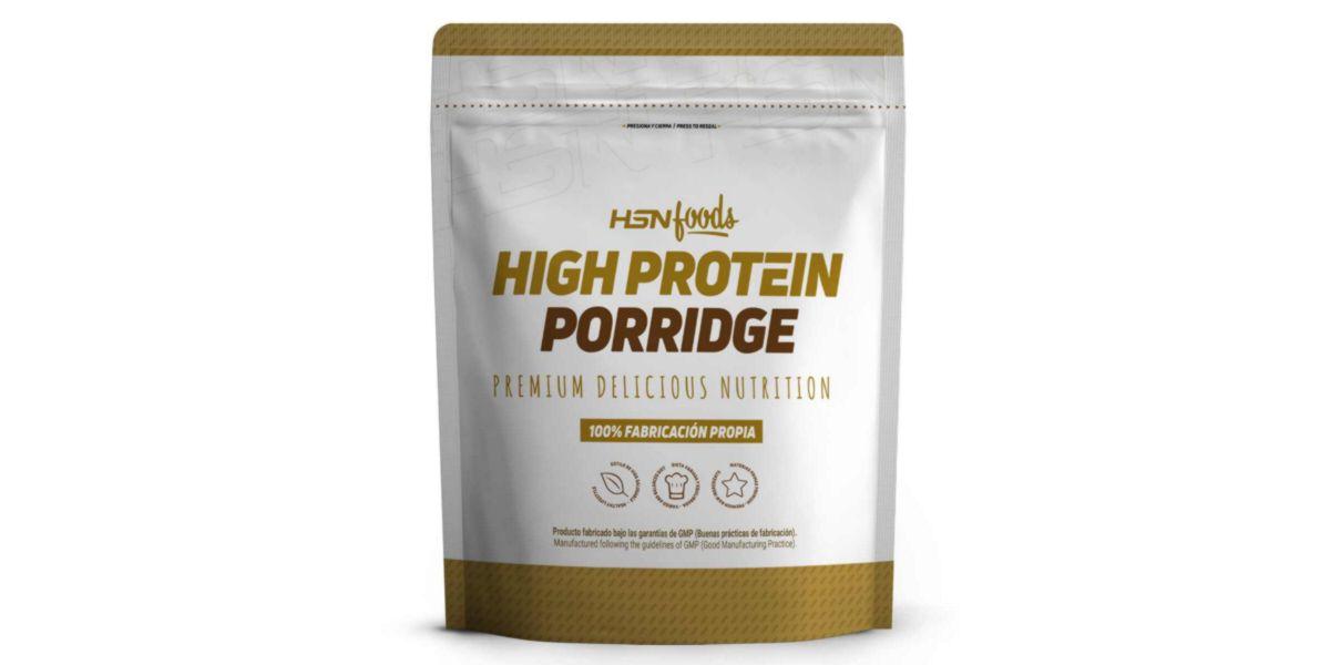 Gachas Proteicas de HSN