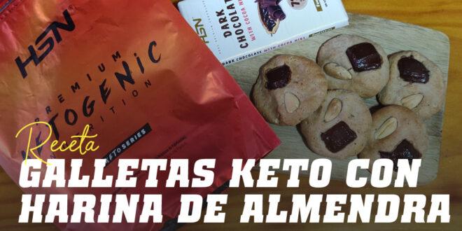 Galletas Keto: ¡Aptas para la Dieta Cetogénica!