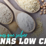 Harinas Low Carb