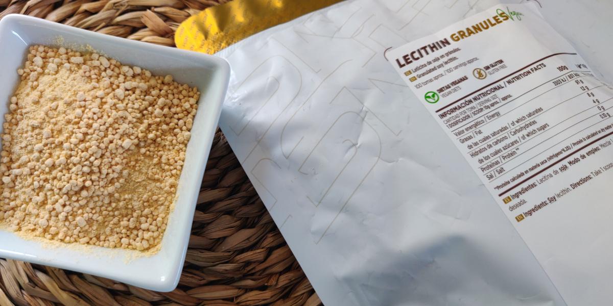 Comprar lecitina de soja para cocinar