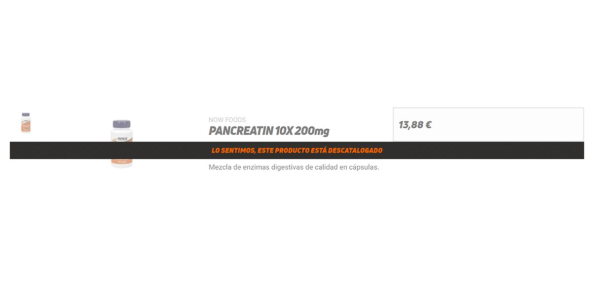 Pancreatina