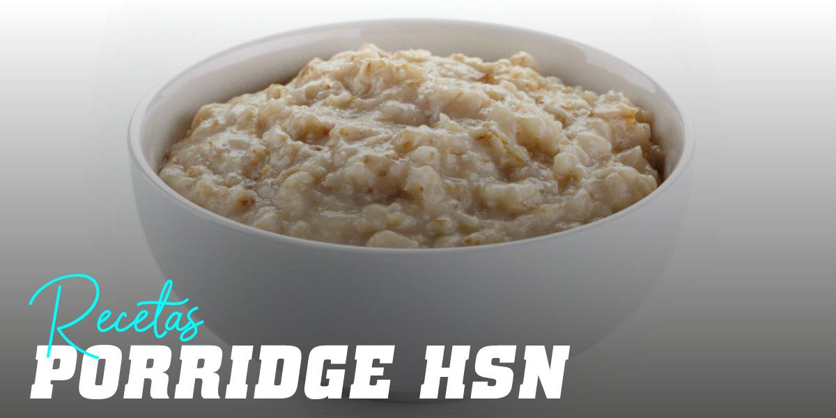 Porridge de Avena HSN