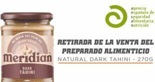 Producto Retirado Dark Tahini Meridian