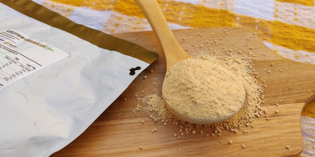 ¿Cómo usar la lecitina de soja en la cocina?
