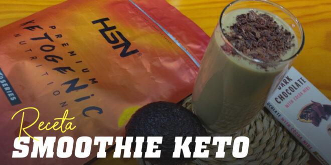 Smoothie Keto: ¡Sabor y Textura Increíble!