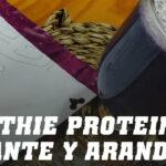 Smoothie con Proteína de Guisante y Arándanos