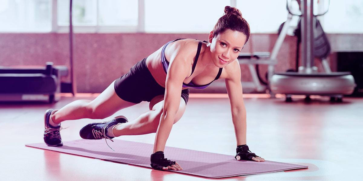 Workout o entrenamiento para resultados óptimos
