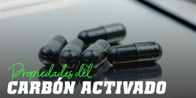 Activated Charcoal: Conoce el Carbón Activado y todas sus Propiedades