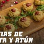 Delicias de patata y atún