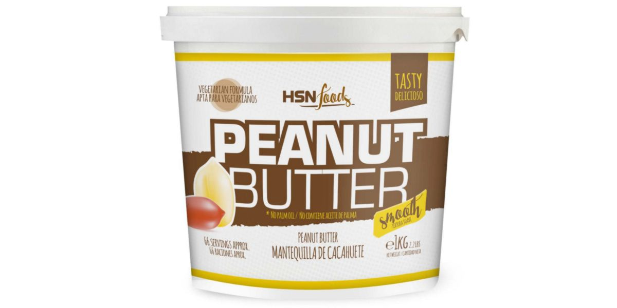 Mantequilla de Cacahuete de HSN
