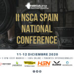 Qué es la NSCA Spain National Conference 2020