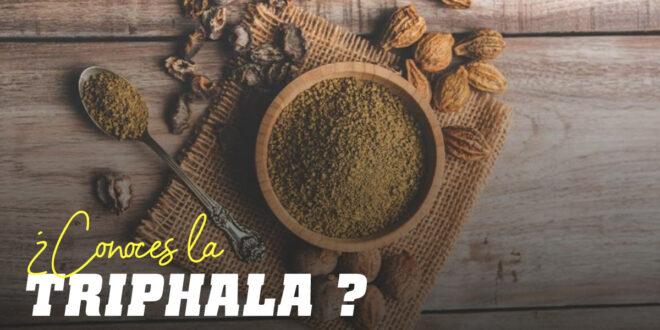 Triphala: Descubre los Beneficios de esta Mezcla de Hierbas