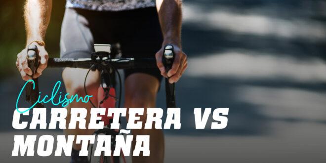 Ciclismo de carretera o montaña, ¿cuál es mejor?