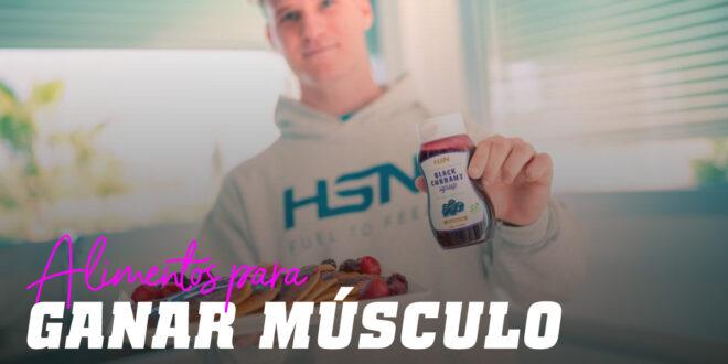 ¿Cuáles son los Alimentos que Ayudan a Construir Músculo y Ganar Peso?
