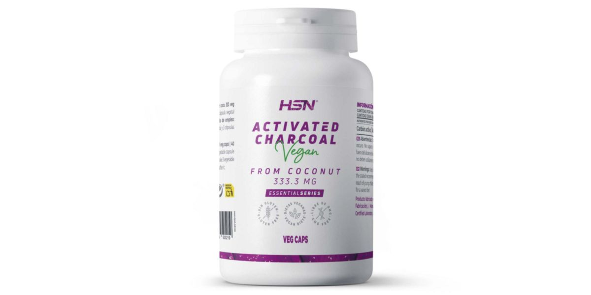 Comprar Activated Charcoal