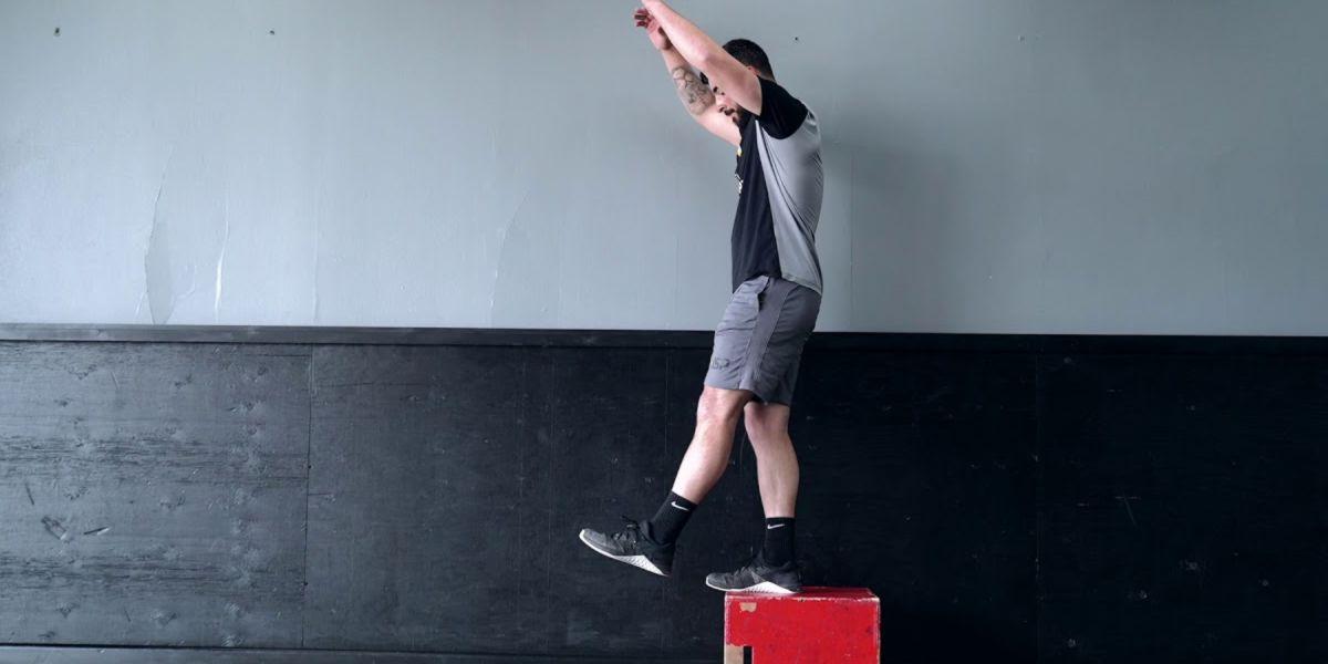drop jump