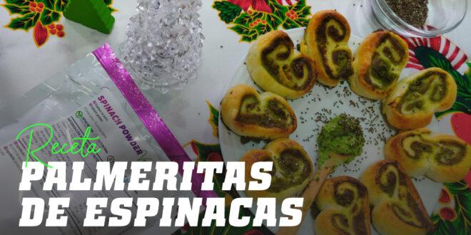 Palmeritas de Espinacas: un Snack Rico y Saludable