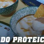 Helado Proteico