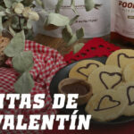 Receta Tortitas de San Valentín