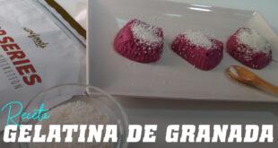 Gelatina de Granada