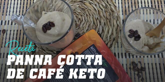 Panna Cotta Keto