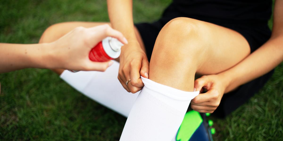 Cómo tratar una lesión de rodilla en fútbol