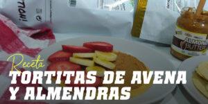 Tortitas de Avena y Almendra