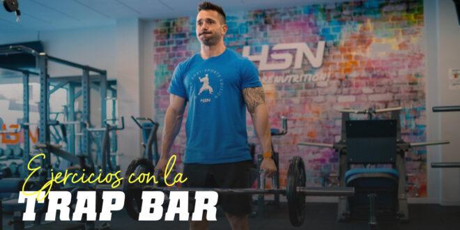 ¿Qué es la Trap Bar (Barra Hexagonal) y qué Ejercicios se pueden hacer?