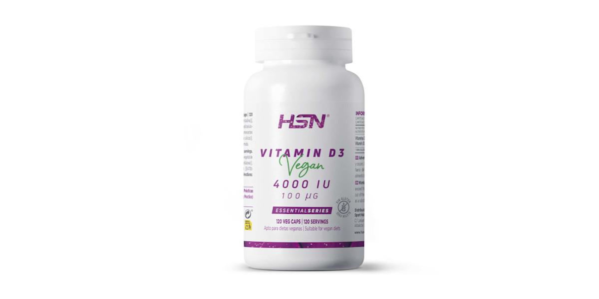 Vitamina D3 Vegan EssentialSeries HSN