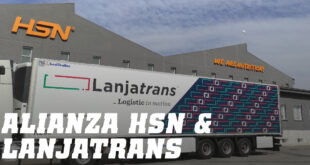 Crecimiento HSN y Lanjatrans