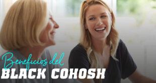 Black Cohosh Suplemento para Mujer