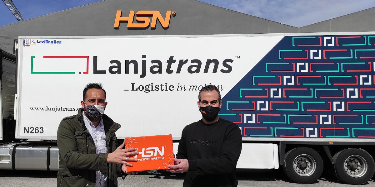 Acuerdo Lanjatrans y HSN