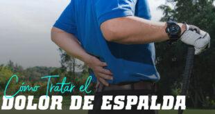 Cómo tratar el dolor de espalda