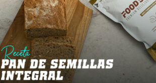 Pan de Semillas Integral